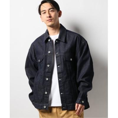 【ジョイントワークス】 10オンス ビッグジャケット メンズ ネイビー M JOINT WORKS