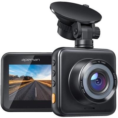 ドライブレコーダー 車載カメラ フルHD高画質 小型ドラレコ 170度広角 G-センサー WDR機能搭載 常時録画