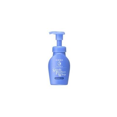 資生堂 洗顔専科 スピーディーパーフェクトホイップ モイストタッチ 150mL (泡状洗顔料モイスト)