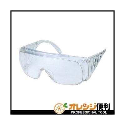 トラスコ中山 TRUSCO 一眼型サイド付セーフティグラス 透明 GS-33 TM(トウメイ) 【126-0553】