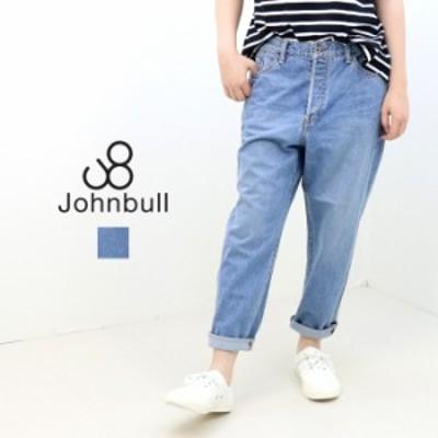 ジョンブル JOHNBULL ユナイトテーパードジーンズ ライトブルー zp086-16/zp086