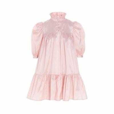 AVAVAV Pink Mini Ruffle Dress dress レディース 春夏2021 AV0101050LGHPNK ju