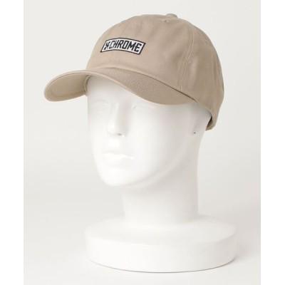 CHROME / HORIZONTAL 6P CAP / ホリゾンタル 6パネル キャップ BEIGE MEN 帽子 > キャップ