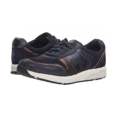 Rockport ロックポート レディース 女性用 シューズ 靴 スニーカー 運動靴 TruStride Ubal - Blue Leather