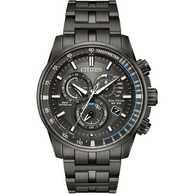 シチズン Citizen 男性用 腕時計 メンズ ウォッチ グレー AT4127-52H