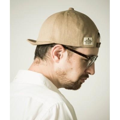 UNCUT BOUND / MIGHTY SHINE(マイティシャイン) BRIDGE CAP / MSC-003-2 MEN 帽子 > キャップ