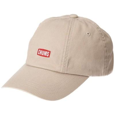 チャムス 帽子 Bush Pilot Cap Sand 日本 Free (FREE サイズ)