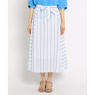 THE SHOP TK(Women)(ザ ショップ ティーケー(ウィメン))セットアップ風スカート