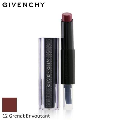 ジバンシィ リップスティック Givenchy 口紅 Rouge Interdit Vinyl Extreme Shine Lipstick #12 Grenat Envoutant (Unboxed) 3.3g 誕生日プレゼント