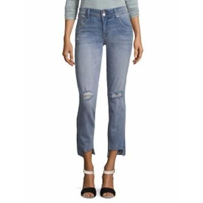 ハドソン レディース パンツ デニム Cat Ripped Skinny Jeans
