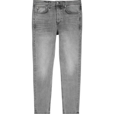 ラグ&ボーン rag & bone メンズ ジーンズ・デニム ボトムス・パンツ Greyson Grey Slim-Leg Jeans Grey