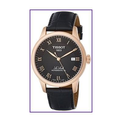 Tissot T-Classic Automatic Black Dial Men's Watch T0064073605300 並行輸入品