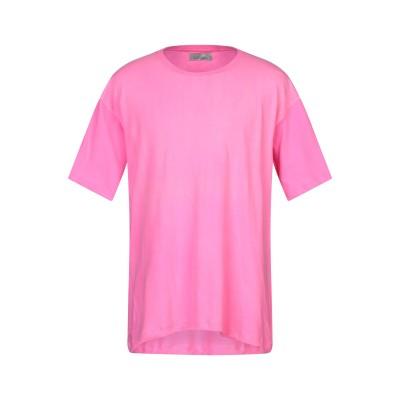 ラネウス LANEUS T シャツ ピンク S コットン 96% / ナイロン 4% T シャツ