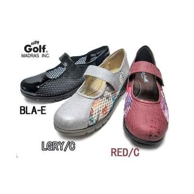 シティゴルフ City Golf ストラップカジュアルシューズ レディース 靴