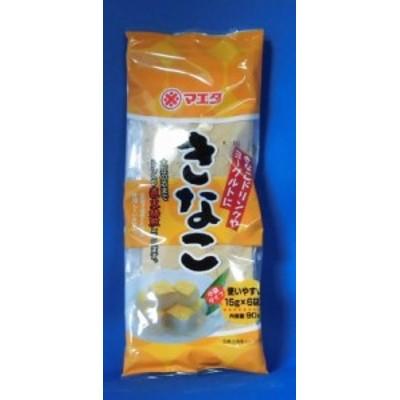 マエダ きな粉小袋タイプ 15g×6 まとめ買い(×10)|4977841002394(dc)