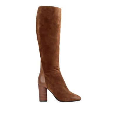 ブルーノ プレミ BRUNO PREMI ブーツ キャメル 36 牛革 91% / 羊革(シープスキン) 9% ブーツ