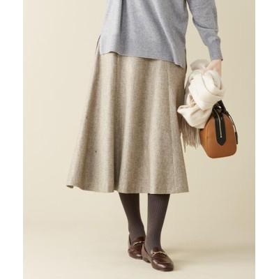 S size ONWARD(小さいサイズ) / T/Wシャンブレーツイル スカート WOMEN スカート > スカート