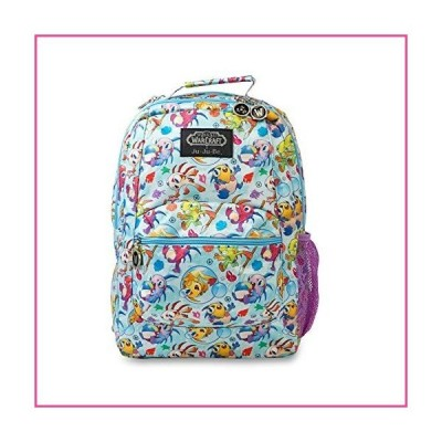 Jujube March of The Murlocs World of Warcraft Collection - Be Packed Diaper Backpack並行輸入品