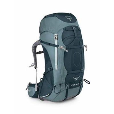 Osprey Packs Women's Ariel AG 75 Backpack Boothbay Grey Medium [並行輸(未使用品)