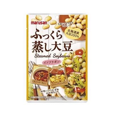 マルサン ふっくら蒸し大豆 100g ×10個