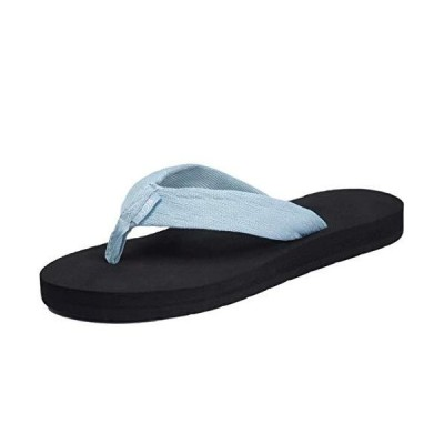 NeedBo NDB ビーチサンダル レディース 痛くない ビーサン メンズ 厚底 島ぞうり 軽量 歩きやすい 室内履き 海 プール リゾー