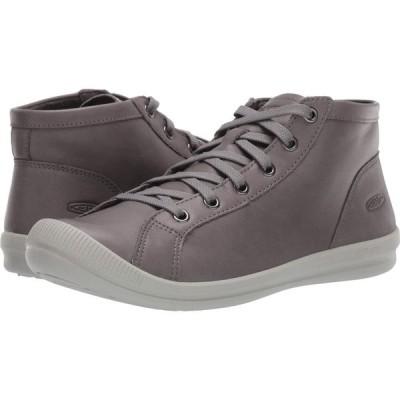 キーン KEEN レディース ブーツ チャッカブーツ シューズ・靴 Lorelai Chukka Steel Grey