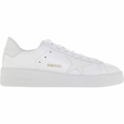 ゴールデン グース Golden Goose レディース スニーカー シューズ・靴 Pure New Sneakers White