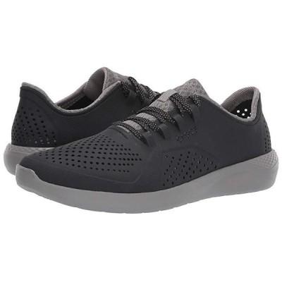 クロックス LiteRide Pacer メンズ スニーカー 靴 シューズ Black/Smoke
