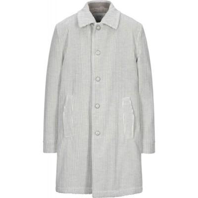 セブンティ SEVENTY SERGIO TEGON メンズ コート アウター coat Light grey