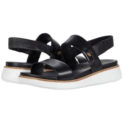 コールハーン Cole Haan レディース サンダル・ミュール シューズ・靴 Zerogrand Global Double Band Sandal Black/Optic White