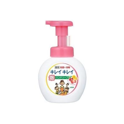キレイキレイ 薬用泡ハンドソープ フルーツミックスの香り 本体 250ml