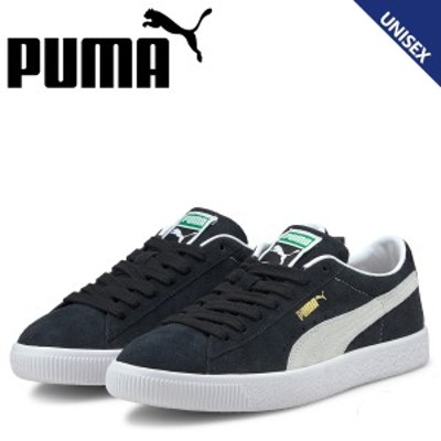 PUMA プーマ スウェード ヴィンテージ スニーカー メンズ レディース スエード SUEDE VINTAGE 374921-05