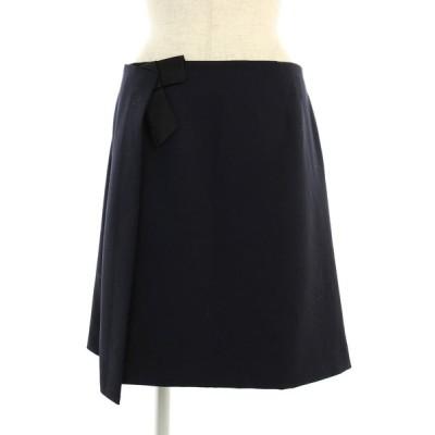 フォクシーブティック スカート 37138 ピーカブー リボン 40