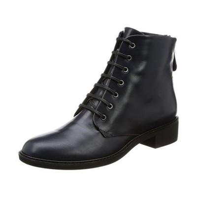ツモリチサトウォーク ブーツ ショートブーツ 4554 ネイビー 23 cm E