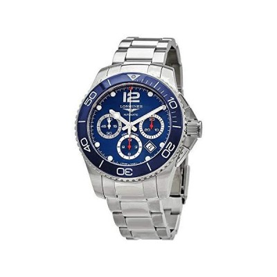 Longines HydroConquest Chronograph Automatic Blue Dial Men's Watch L3.883.4.96.6 並行輸入品