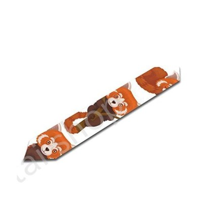 Love Animal Pretty Cat Chinesered Panda Table Runner and Dresser Scarves Kitchen Farmhouse Dinner Table Runners for Holiday Parties, Wedding, Events,