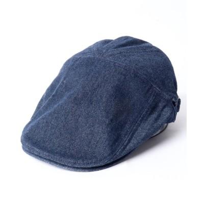 FUNALIVE / 【SENSE OF GRACE】7 HUNTING DENIM ハンチング MEN 帽子 > ハンチング/ベレー帽