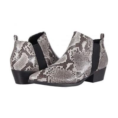 Report レポート レディース 女性用 シューズ 靴 ブーツ アンクル ショートブーツ Karsen - Grey Multi