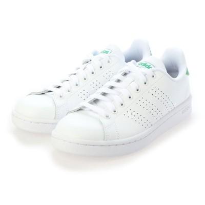 アディダス adidas レディース ADVANCOURT LEA U (ホワイト)