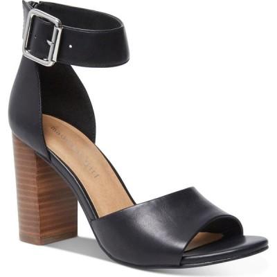 マッデン ガール Madden Girl レディース サンダル・ミュール シューズ・靴 Harperr Two-Piece City Sandals Black
