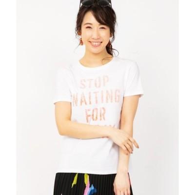 tシャツ Tシャツ 【CKS】FRIDAYロゴTシャツ
