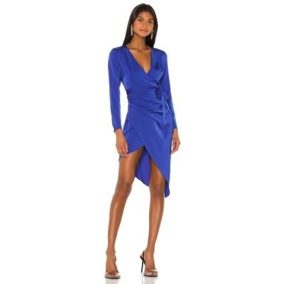 エヌビーディー NBD レディース ワンピース ワンピース・ドレス Themis Dress Cobalt