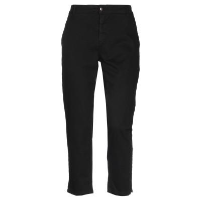 KATE BY LALTRAMODA パンツ ブラック 42 コットン 98% / ポリウレタン 2% パンツ
