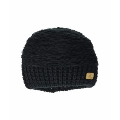 アディダス レディース 帽子 アクセサリー Whittier II Beanie Black