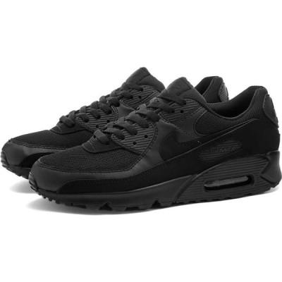 ナイキ Nike レディース スニーカー エアマックス 90 シューズ・靴 air max 90 w Black/White