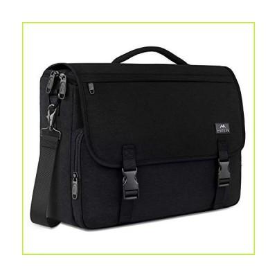 メッセンジャーバッグ メンズ ブリーフケース 軽量 メンズ ノートパソコンバッグ 防水 クロスボディ ス