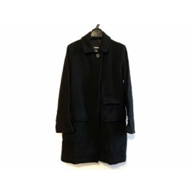 マッキントッシュ MACKINTOSH コート サイズ36 S レディース 黒 冬物【中古】20200609