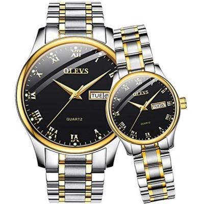 ペアウォッチ カップル 人気 腕時計 メンズ レディース ペア 時計セット うで時計 メタルバンド ステンレスバンド サプライズ プレゼント