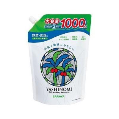 東京サラヤ ヤシノミ洗剤 スパウト詰替用 1000ml