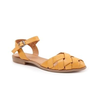 ブエノ サンダル シューズ レディース Women's Bliss Sandals Medium Yellow